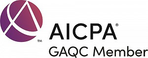 Huberty is a AICPA GAQC Member